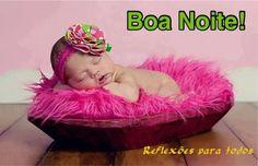 """Boa Noite!! Visite nosso blog """"Reflexões Para Todos"""" e encontre lindas mensagens (clique na imagem)."""