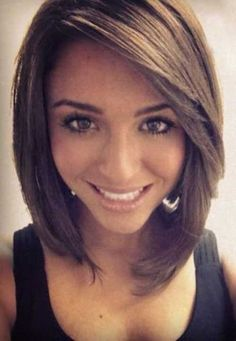 20+ Layered Bob Haircuts 2015 - 2016 | Bob Hairstyles 2015 - Short Hairstyles for Women #WomenHairstyles
