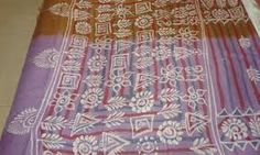Image result for handpainted sarees