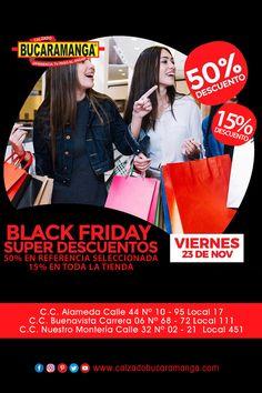 104b871f02166 Promociones ·  Montería ¡ BlackFriday! con Calzado Bucaramanga. Aprovecha  estos grandes descuentos 😲😱