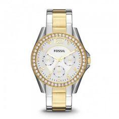 Fossil Riley Multifunction : http://ceasuri-originale.net/ceasuri-fossil/ #fossil #watches #original #luxury #elegant #casual #fashion #trendy #ceasuri #moda