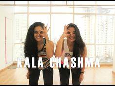 Kala Chashma | DANCE FITNESS | Naach - YouTube Dance Fitness, Dance Videos, Girl Dancing, Youtubers, Bollywood, Songs, Luau, Sexy, Women
