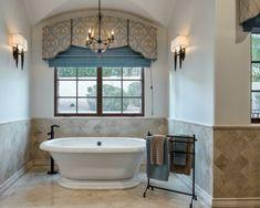 baños con bañera casas