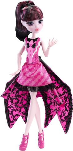 Aero Trading Monster High Ghoul to Bat Transformation Draculaura Doll All Monster High Dolls, Monster High House, Plus Size Dresses, Dresses For Sale, Best Profile, Country Dresses, Barbie Toys, Unique Toys, Thing 1