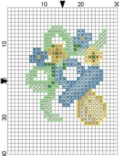 Baby Cross Stitch Patterns, Crochet Edging Patterns, Cross Stitch For Kids, Cross Stitch Love, Cross Stitch Bookmarks, Cross Stitch Charts, Cross Stitch Designs, Cross Stitch Embroidery, Broderie Simple