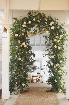 46 Best Garland And Wreath Wedding Decor Images In 2020 Wedding