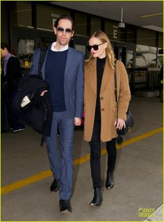Michael Polish with Kate Bosworth