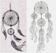 filtro dos sonhos tattoo - Pesquisa Google