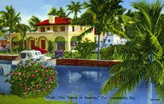 "Fort Lauderdale, the ""Venice of America."" 