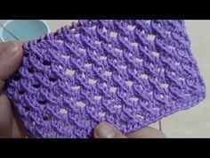 Cross Stitch Art, Knitting Stitches, Youtube, Fashion, Knits, Tricot, Knitting Patterns, Moda, Fashion Styles
