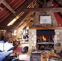 ber ideen zu dachboden ausbauen auf pinterest. Black Bedroom Furniture Sets. Home Design Ideas