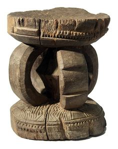 Igbo Stool  Hamill Gallery