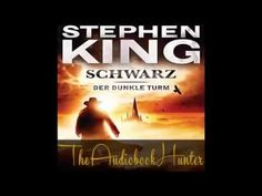 Der dunkle Turm 1   Stephen King   Schwarz Stephen King, Youtube, Movie Posters, Movies, The Dark Tower, Darkness, Fantasy, Black, 2016 Movies