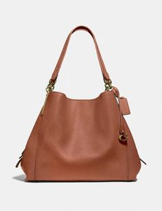 Shop Coach Dalton 31 Shoulder Bag at Fenwick today. With fast reliable delivery, free and simple returns plus all you know and love from Fenwick. Fall Handbags, Purses And Handbags, Leather Handbags, Leather Bag, Hobo Purses, Signature, Coach Leather Cleaner, Womens Purses, Online Bags