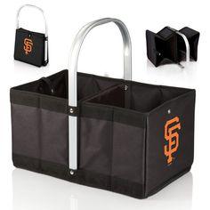 San Francisco Giants Urban Basket - Black - $38.95