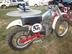 1975 CZ 250 Falta