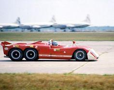 Alfa-Romeo T33/6/12.