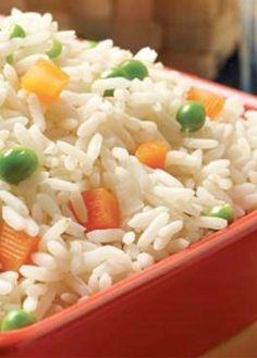 10 recetas con base de arroz blanco