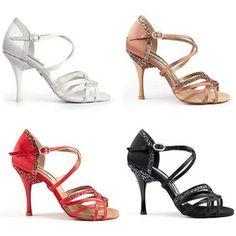 934d0b25 Las 64 mejores imágenes de Zapatos de baile para mujer en 2019 ...