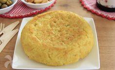 Stromboli Recipe, Calzone, Tapas, A Food, Good Food, Sin Gluten, Cornbread, Eggs, Cheese
