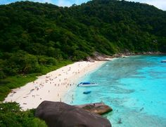 Similan Islands .......... ........ TOP 30 Places To Visit Around The World In 2013