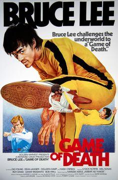 Game of Death (1978) bruce lee #movie #poster #cinema in Fresh
