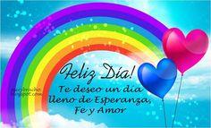 Postales Cristianas y Tarjetas: Feliz Día de Esperanza, Fe y Amor