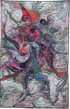 """""""Earthsong"""" Judy Dales.......I really like the flow of this"""