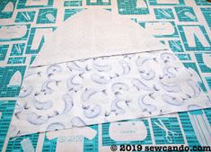 I'm excited to start the new year with a fun new project tutorial and a matching fabric giveaway to go with it! Critter Nation Cage, Stitch Patterns, Sewing Patterns, Animal Projects, Animal House, Pet Accessories, Pattern Paper, Free Pattern, Diy And Crafts