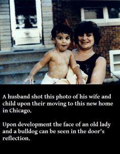 AAAHHHH! Real Ghost Photos