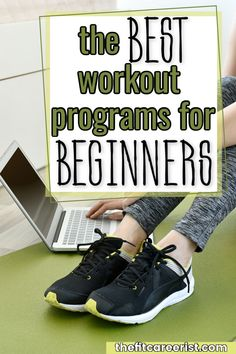 If you're trying to find motivaion to exercise or get back into exercise, it's important to choose a fitness program for begininers that will help keep you from getting overwhelmed. Here are my top fitness apps for beginners! home workouts, hiit, effective weight loss exercises. #hiit #fitnesshacks #bestfitnessapps #homeworkouts Best Exercise Apps, Best Workout Apps, Workout Guide, Workout Challenge, Workout Videos, Top Fitness Apps, Health And Fitness Apps, Fitness Tips, Workouts Hiit
