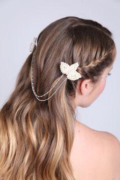 #tocados #novias #bride #headpiece #perlas #plata #silver #pearls