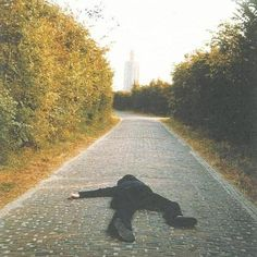 Bas Jan Ader, On the Road to a New Neo Plasticism, 1971