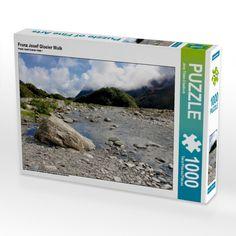 Franz Josef Glacier Walk (Foto-Puzzle)