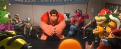 The Writer Behind Wreck-It Ralph Talks About His Inspirations And What Didn't Make The Cut
