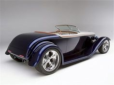 32 Ford styled roadster