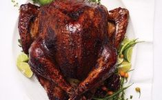 Chile-Rubbed Turkey