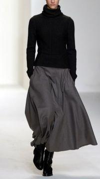 Dress simple black casual minimal chic 60 Super Ideas Unquestionably, it's very monotonous for Fashion Moda, Look Fashion, Winter Fashion, Womens Fashion, Fashion Design, Mode Outfits, Casual Outfits, Fashion Outfits, Fashion Trends