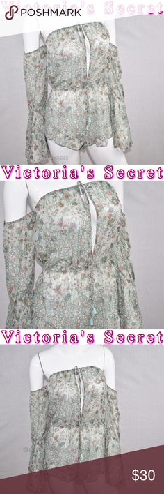 Victoria's Secret Lingerie New! Romper Victoria's Secret  ❈ Condition: New With Tags ❈ Everything I sell comes from my clean, smoke-free & pet-free home.  ❈ All items are 100% authentic! I stand behind everything I sell. ❈ Questions? Comment below, I will be more than happy to assist you. Victoria's Secret Intimates & Sleepwear