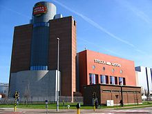 Stella Artois brewery in Leuven