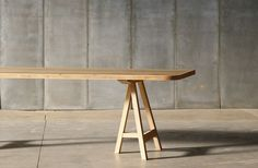 Heerenhuis Manufactuur | Tables | TRESTLE