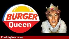 **Snap Snap** Queen Pictures, Burger King Logo