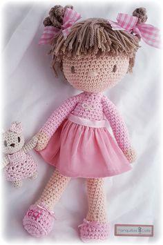 Andrea de Mariquillas Dolls