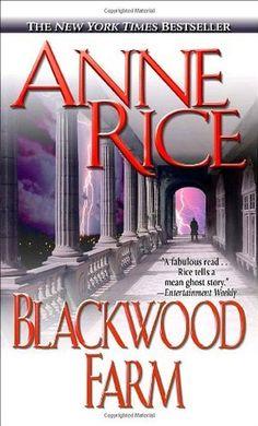 Título: Blackwood Farm Autora: Anne Rice Publicação: 2002 Número de páginas: 606 páginas Editora: Ballantine Books ISBN:9780345443687 Blackwood Farm é o nono livro das Crônicas Vampirescas e publi...
