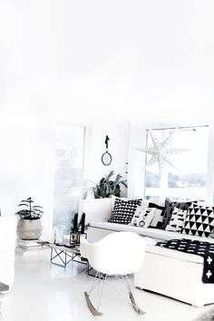 Modern chairs: white chair #whitearmchair #diningroomchairs #chairdesign upholstered dining chairs, modern chairs ideas, upholstered chairs | See more at http://modernchairs.eu
