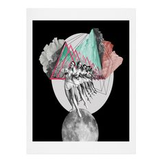 Ceren Kilic Amative Art Print | DENY Designs Home Accessories