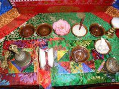 Jenia Overly: Tibetan Monks Create a Sand Mandala