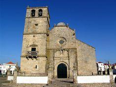 Igreja Matriz di Azurara
