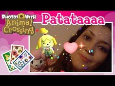 Photos With Animal Crossing - Probando las 4 tarjetas #02