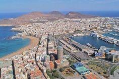 Dream Studio in Las Canteras - Leiligheter til leie i Las Palmas de Gran Canaria, Canarias, Spania